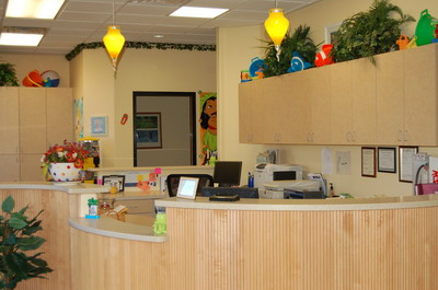 Waiting Room - Pediatric Dentist in Las Vegas and Henderson, NV