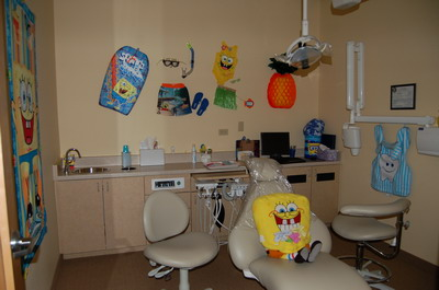 Hygiene Room - Pediatric Dentist in Las Vegas and Henderson, NV