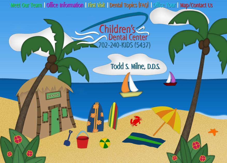 Pediatric Dentist in Las Vegas and Henderson, NV - Todd S. Milne, D.D.S.